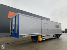 Sættevogn MOBILE WORKSHOP, TOP-CONDITION, BPW, NL-TRAILER, APK 10/2021, ALMOST UNUSED brugt