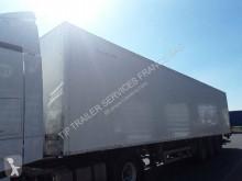Semirimorchio Fruehauf FOURGON 3 ESSIEUX AVEC PORTE RELEVABLE furgone usato