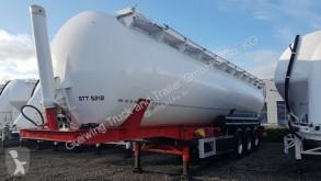 Semirremolque cisterna gránulos / polvo Feldbinder KIP 60.3