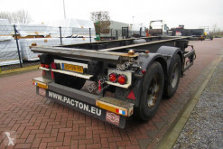 Semirimorchio Krone Container Chassis / 20FT / BPW axles / Drum Brakes portacontainers usato
