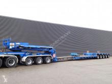 Semirimorchio trasporto macchinari Faymonville STBZ-5VA + JEEP DOLLY / EXTENDABLE / PENDEL AXLE