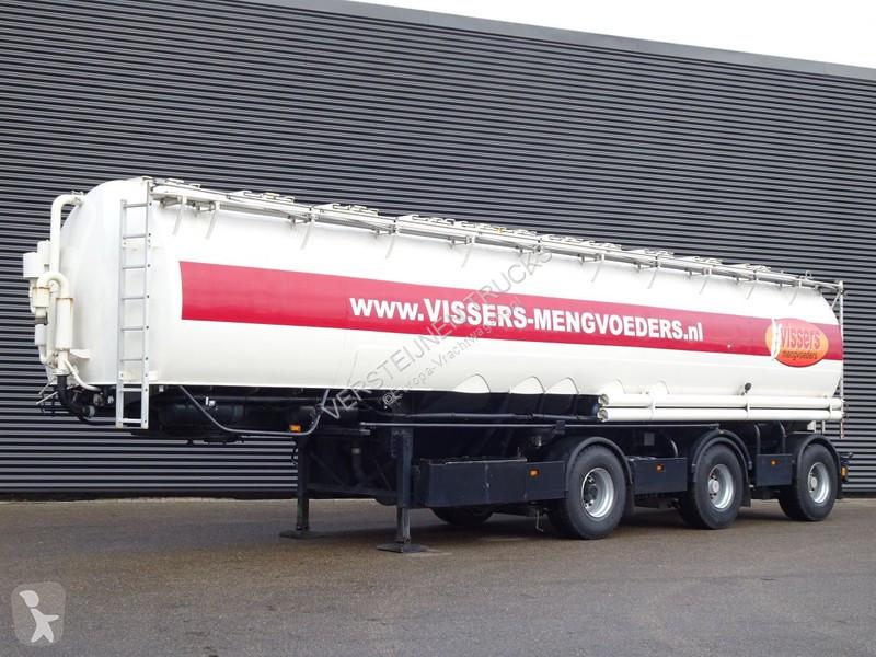 View images Welgro 90 WSL 43 32 / BULK / 11 COMPARTIMENTEN / 58 m3 semi-trailer