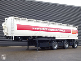 Welgro tanker semi-trailer 90 WSL 43 32 / BULK / 11 COMPARTIMENTEN / 58 m3