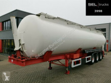 Feldbinder KIP 60.3 / Kippsilo / 60.000 l semi-trailer used powder tanker