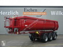 Semi reboque Carnehl CHKS/HH 26m³ Stahl*Luft/Lift*Plane*SAF*HU 12/21 basculante usado