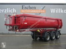 Carnehl CHKS/HH 26m³ Stahl*Luft/Lift*Plane*SAF*HU 12/21 semi-trailer used tipper