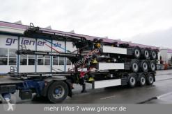 Semirremolque chasis Schmitz Cargobull SCF 24 G 45 EURO 20/30/40/45/2 x 20 fuss LIFT