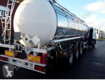 Feldbinder chemical tanker semi-trailer CITERNE CHIMIQUE MONO CUVE 32000