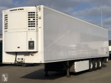 Fliegl mono temperature refrigerated semi-trailer THERMO KING SL200 / BPW-DISC