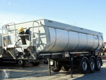 Semi remorque Schwarzmüller TIPPER 27 M3/WHOLE STEEL/FOR BITUM/ISOTHERM/ benne occasion