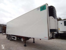 Tercam SEMIRIMORCHIO, FRIGORIFERO, 2 assi semi-trailer used refrigerated