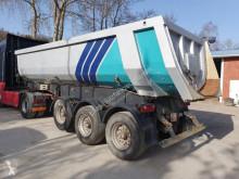 Yarı römork Schwarzmüller HKS 3/E 24 m³ Alu Rundmulde Liftachse deniz doldurma damperli kamyon ikinci el araç