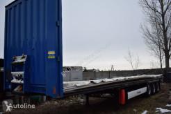 Semirremolque caja abierta Krone PLATFORM 13.6 *2015* 305.000km BPW