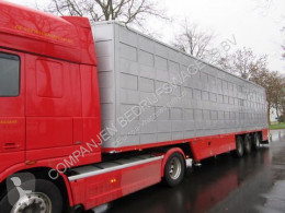 Cuppers LVO 12-27 ASL semi-trailer used cattle