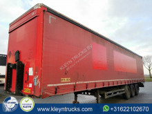 Kögel tautliner semi-trailer SAF AXLES SIDE BOARD hard houten vloer