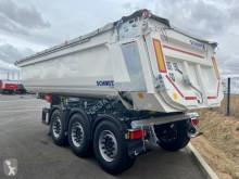 Semirimorchio ribaltabile Schmitz Cargobull SKI Renforcée Fond 6 et cotés 5mm - Enrochement - Dispo immédiate