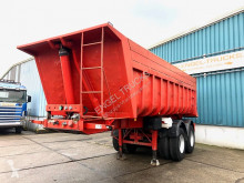 Semi remorque benne Fruehauf BASCONTRIZ FULL STEEL KIPPER (LAMES / SPRING SUSPENSION / 8 TIRES / FULL STEEL KIPPERBODY)