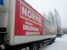 Trailer Chereau O40CRUSM0125246 geaccidenteerde koelwagen mono temperatuur