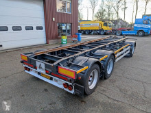 Trailer containersysteem Van Hool R 314 - 3 assen SAF (O480)