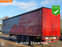 Pacton tautliner semi-trailer ET.3 Bordwande Hartholz-Boden