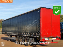 Pacton tautliner semi-trailer ET.3 Hardwood Omega Floor Sideboards