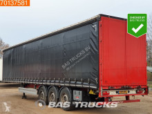Pacton tautliner semi-trailer ET.3 Hardwood Omega Floor Sideboards