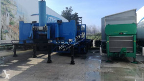 Semiremorca Asca TIREUSE BENNANTE transport containere second-hand