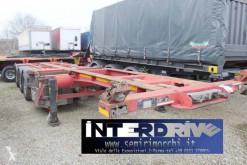 Návěs Broshuis ALLUNGABILE con generatore nosič kontejnerů použitý