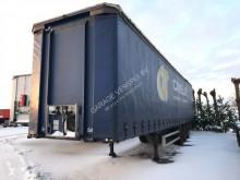 Kässbohrer XS / RS semi-trailer used tautliner