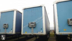 Fruehauf P L S C hauteur interieure 2.7 semi-trailer used tautliner