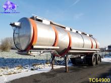 Semi remorque citerne BSL water Tank