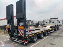 Semirimorchio trasporto macchinari Faymonville multi max 4 essieux