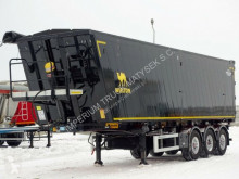 Semi remorque Wielton TIPPER 55 M3 / LIKE NEW / 2020 Y / 6100 KG !! / benne occasion