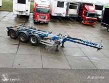 Trailer containersysteem Pacton T3-010 20-30-40-45ft HC