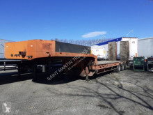 Verem heavy equipment transport semi-trailer PORTE ENGIN