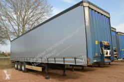 Krone tarp semi-trailer SDP 27- Edscha HU 09/21 SP 03/21