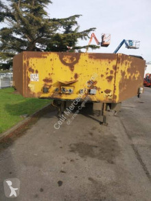 ACTM S44315CHC semi-trailer used heavy equipment transport