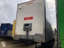 Fruehauf double deck box semi-trailer 4 pièces identique disponible, possibilité de porte FIT neuve