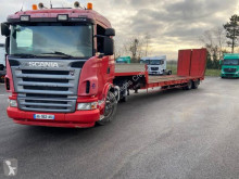Fruehauf ED 32 semi-trailer used heavy equipment transport