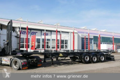 Schwarzmüller timber semi-trailer Y serie / RUNGENSATTEL HOLZ 5,7to. ECCO STEEL 9t
