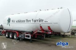 Návěs Kässbohrer SSK 73/10-24L, Kippsilo, 73m³, Alu-Felgen cisterna práškový použitý