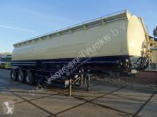 Trailer tank Lambrecht 85LK40 / GESTUURD / SILO / 9 KAMER