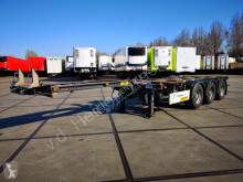 Trailer containersysteem Pacton T3-010 MULTI CHASSIS 20-45FT / EXTENDABLE