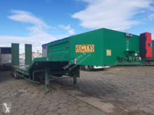ACTM heavy equipment transport semi-trailer S46315