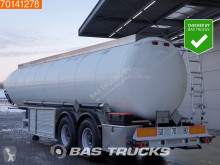 Magyar tanker semi-trailer Oil Tank Inox 20 M3 / 12 Comp + Pump/Counter