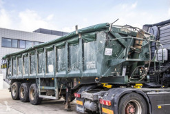 OVA 39 OK 95 - ALU - 30 M3 semi-trailer used tipper