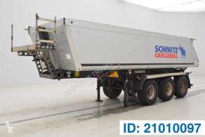 Schmitz Cargobull tipper semi-trailer 23 cub in alu