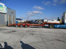 Semirimorchio trasporto macchinari Broshuis MAX 100 - Extendable lowloader