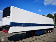 Groenewegen mono temperature refrigerated semi-trailer RO-16-27 PC | 1335x250x265 | CARRIER FRIGO