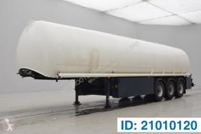 Semi remorque citerne Schrader Tank 44900 liter